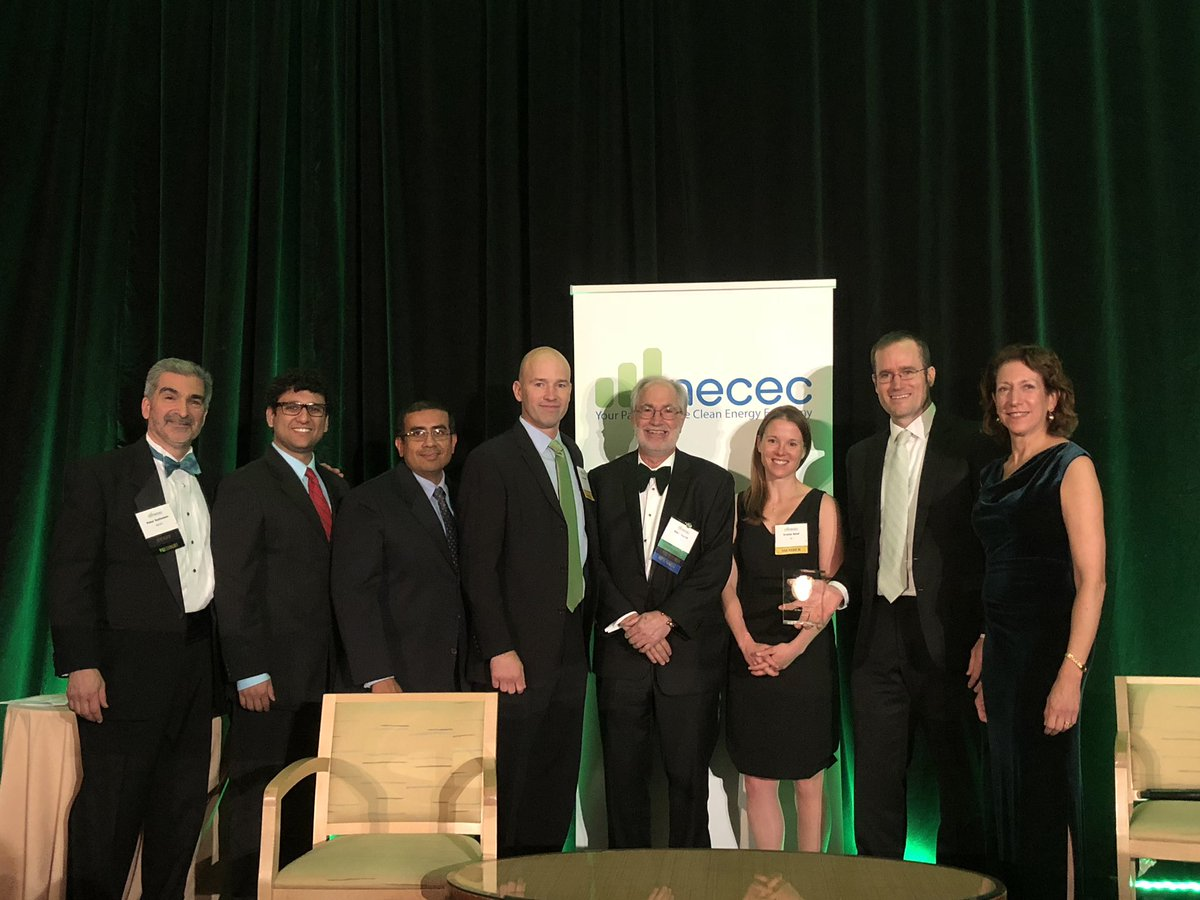 NECEC award